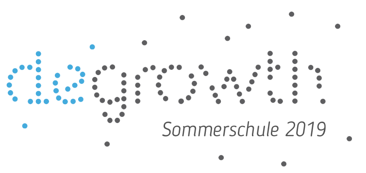 Degrowth-Sommerschule 2018